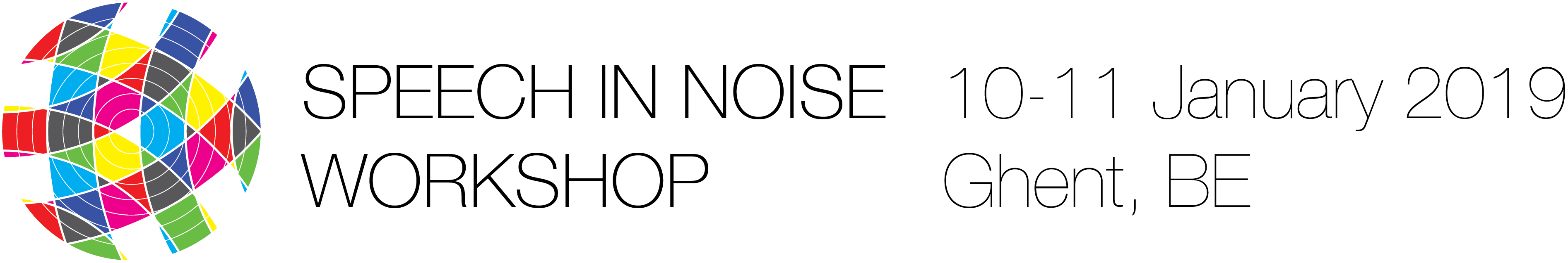 11th Speech in Noise Workshop, 10-11 January 2019, Ghent, BE